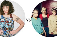 Pitchfork Music Festival cage match: Waxahatchee vs. The Julie Ruin