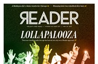 Pick up the redesigned <i>Chicago Reader</i> on newsstands today