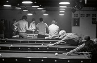 Helaine Garren just may be the Vivian Maier of the pool hall