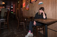 Vivian Girls singer Cassie Ramone headlines a mellow night of solo sets at the Owl