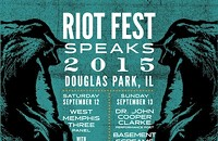 Riot Fest announces Speaks Stage, a new space for panels and live poetry readings
