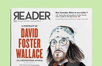 Taking the David Foster Wallace magical mystery tour