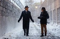 Steven Spielberg sticks to American historical drama with <i>Bridge of Spies</i>