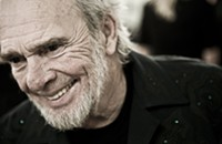 Why Merle Haggard is the baddest outlaw at a festival full of punk rockers