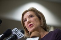 News flash: Someone said something nice about Carly Fiorina