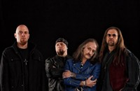 Doom-metal pioneers Pentagram play at the Abbey tonight