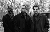 Wayne Shorter's nimble rhythm section steps out on its own