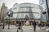 New draw for Architecture Biennial: See the Thompson Center before we tear it down