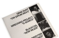 Get into the Halloween spirit with an unearthed track from Gene Hunt