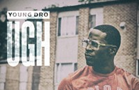 Get pumped up for Young Dro's Shrine set with 'Ugh'