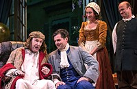 Chicago Shakespeare's <i>The Heir Apparent</i> is a forced farce