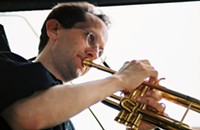 A year-end jazz discovery: New York trumpeter Arnold Hammerschlag