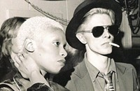 David Bowie's ex-girlfriend discusses their love affair, interracial dating, Mick Jagger, and the infamous <i>Labyrinth</i> bulge