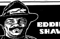 Blues saxophonist Eddie Shaw still leads the band he assembled for Howlin' Wolf
