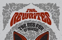 There's a red fox on the gig poster of the week