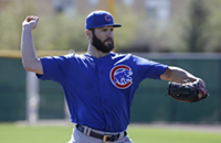 Pitcher Jake Arrieta to start for Cubs on Opening Day and other Chicago news