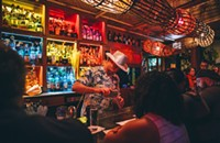 Boogie over to the Texas Tiki Disco at Lost Lake before it's gone