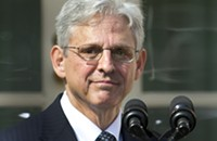 A junior high showdown with Supreme Court nominee Merrick Garland