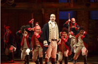 Chicago readies Alexander Hamilton statue for <i>Hamilton</i> musical premiere, and other news