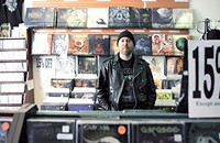 Metal Haven rises again as restaurant and record shop Metal Haven Grill