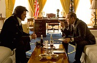 <i>Elvis & Nixon</i> gives Presley the upper hand, but it was the president all along