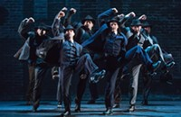 <i>Bullets Over Broadway</i>, <i>The Producers</i>, MPAACT's <i>Feral</i>, and nine more new theater reviews