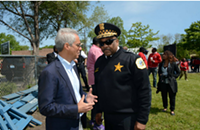 79th Street rally takes aim at ending gun-violence surge and other Chicago news
