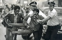 On June 14, 1977 Chicago had its first big gay-rights protest