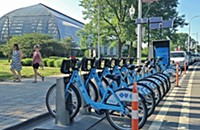West Garfield Park and Austin got Divvy bikes last week. Will anyone use them?