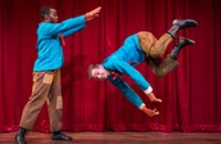 Lookingglass Theatre's <i>Thaddeus and Slocum</i> is more vaudeville, less adventure