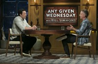 Bill Simmons is good at being Bill Simmons on HBO's <i>Any Given Wednesday</i>