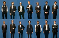 Paris's spry Umlaut Big Band celebrates the early days of jazz in Europe