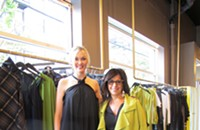 Acclaimed designer Maria Pinto displays her latest collection in the West Loop