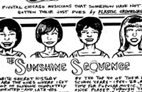 Secret History has the scoop on girl garage band the Sunshine Sequence