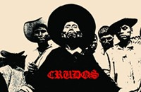 Los Crudos offer their entire discography digitally for £5—and headline Villapalooza on Saturday