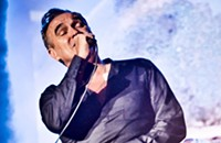 Morrissey brought charisma but not much else to Riot Fest
