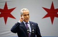 Emanuel wants to stop the violence with more jobs, police, and mentors, and other Chicago news