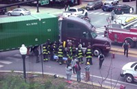 After four recent crash deaths, will the City Council require truck side guards?