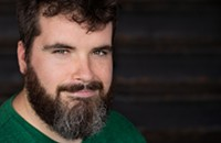 Dave Maher, high-concept mischief-maker, revives his <i>Coma Show</i> this weekend