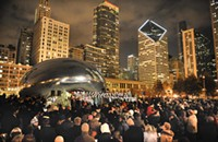 Caroling at Cloud Gate, ZooLights, and more things to do in Chicago this weekend