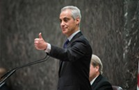 Rahm Emanuel launches $1 million legal defense fund for undocumented immigrants, and other Chicago news