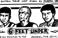 Unearthing influential Chicago proto-hardcore band Six Feet Under