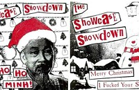 The Showcase Showdown wish you the happiest of holidays with 'Merry Christmas, I Fucked Your Snowman'