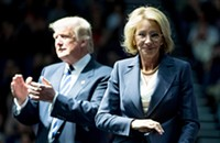 Betsy Devos's presumed agenda: Dismantle public education