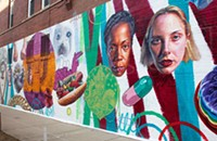 In Humboldt Park, a mural to combat the Republican agenda