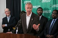 Rauner taps Democrat Paul Vallas to turn around Chicago State University, and other news