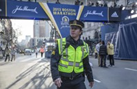<i>Patriots Day</i> soft-pedals the citywide lockdown that followed the Boston Marathon bombing