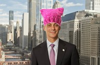 Mayor Rahm Emanuel flaked out on the Women's March on Chicago