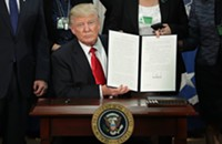 Trump signs executive order to end federal funding of sanctuary cities, including Chicago, and other news