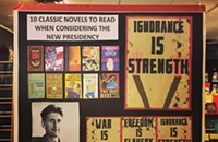 Dystopian novels are dominating best-seller lists